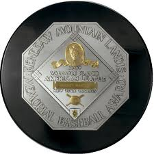 Mickey Mantle's 1957 MVP Award