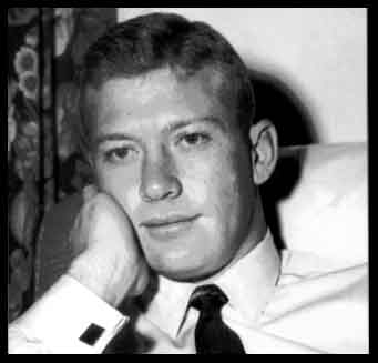 Mickey Mantle poses for a portrait photo in December 1951 after his rookie season with the New York Yankees - Mickey won his first World Championship with the Yankees in the 1951 World Series