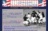 Mickey Mantle Comes To Life Newsletter Page